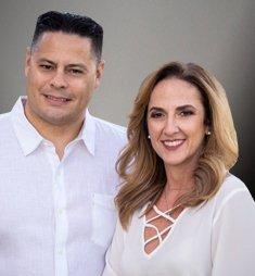 Derrick Cabrera & Miriam Corella