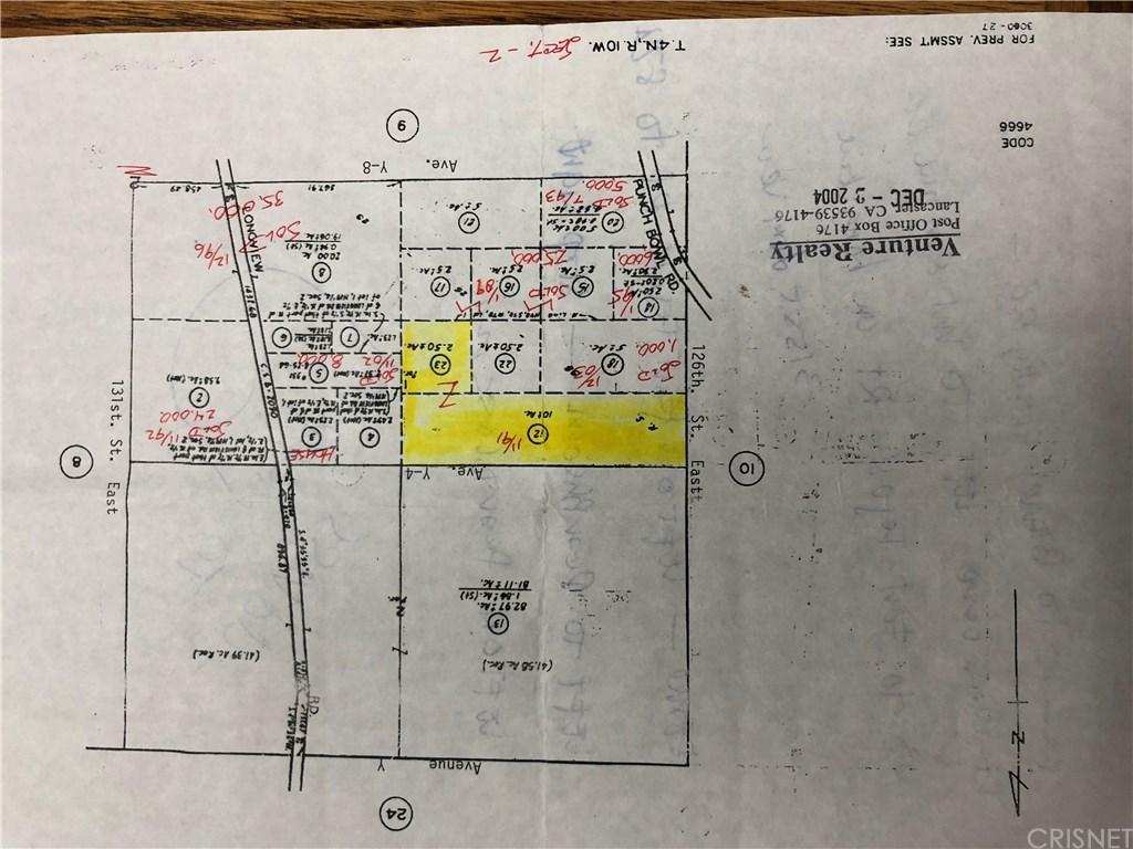 0 VAC/VIC DIVISION ST/AVE O, Palmdale, CA 93550