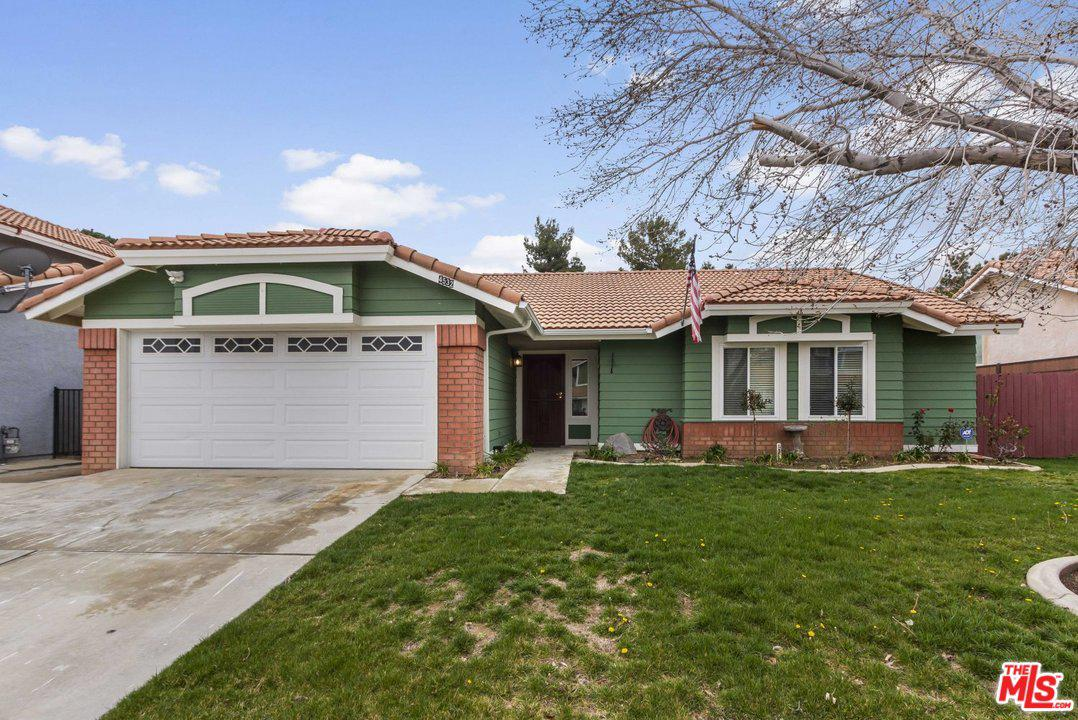 4532 GRANDVIEW DR, Palmdale, CA 93551