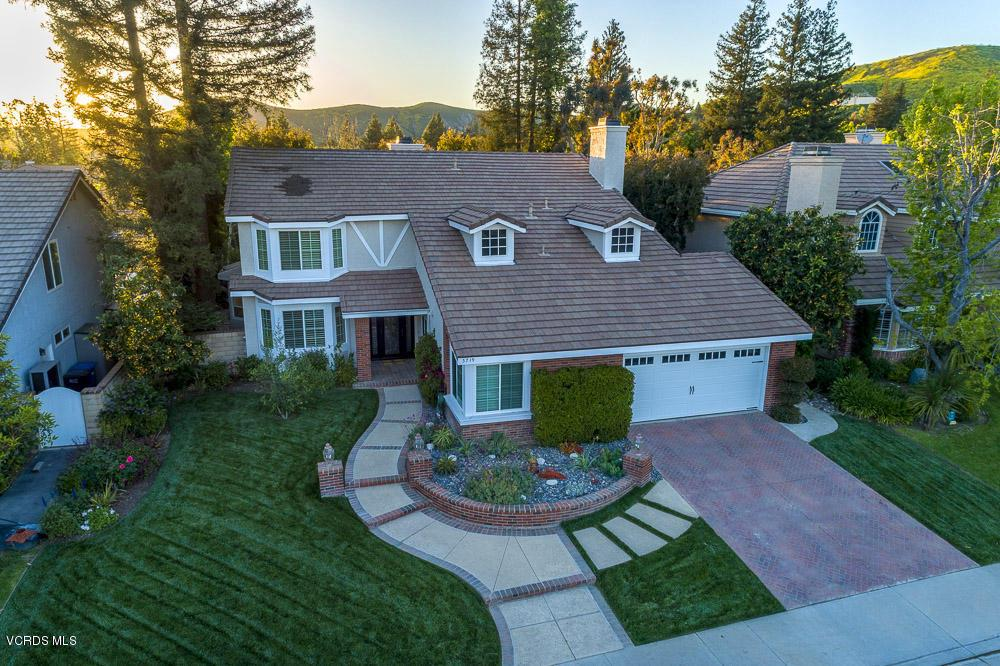 5719 MIDDLE CREST DRIVE, Agoura Hills, CA 91301