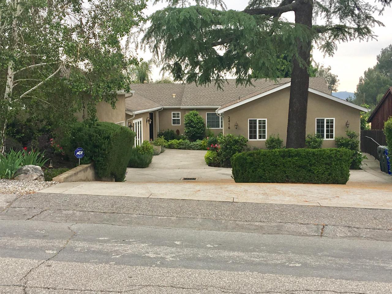 2416 LAUGHLIN AVENUE, La Crescenta, CA 91214