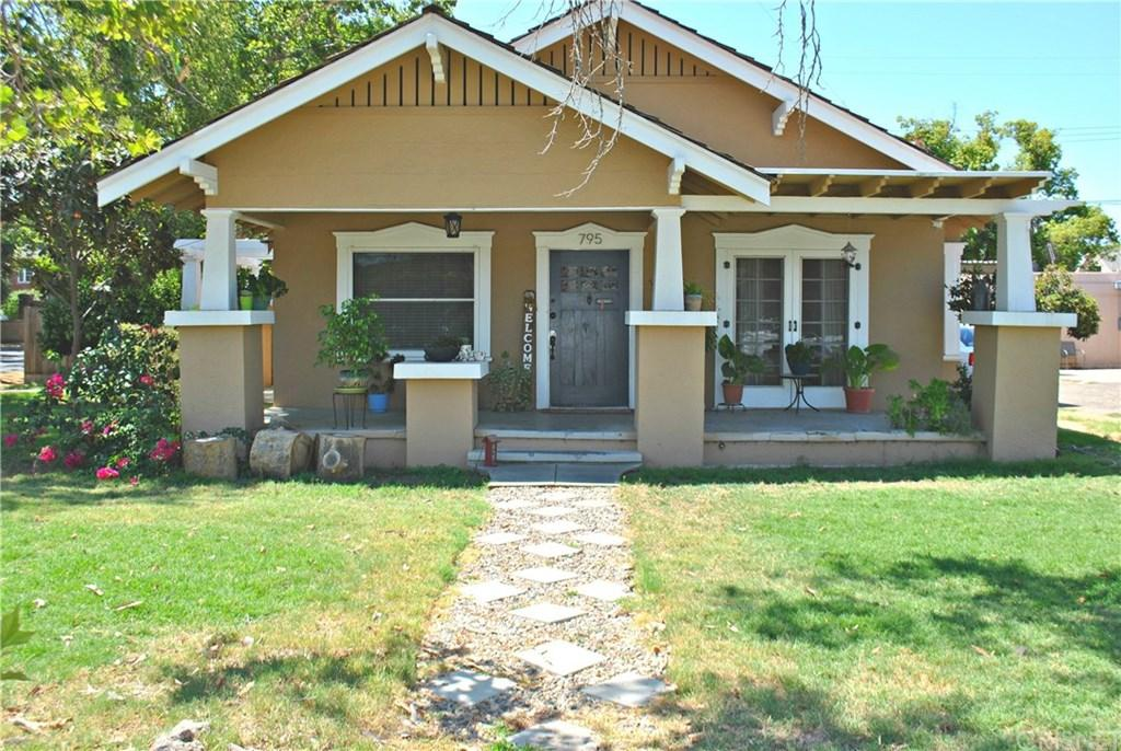 795 EAST SAN JOAQUIN AVENUE, Tulare, CA 93274