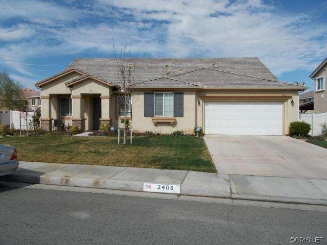 2409 Foxtail Drive, Palmdale, CA 93551