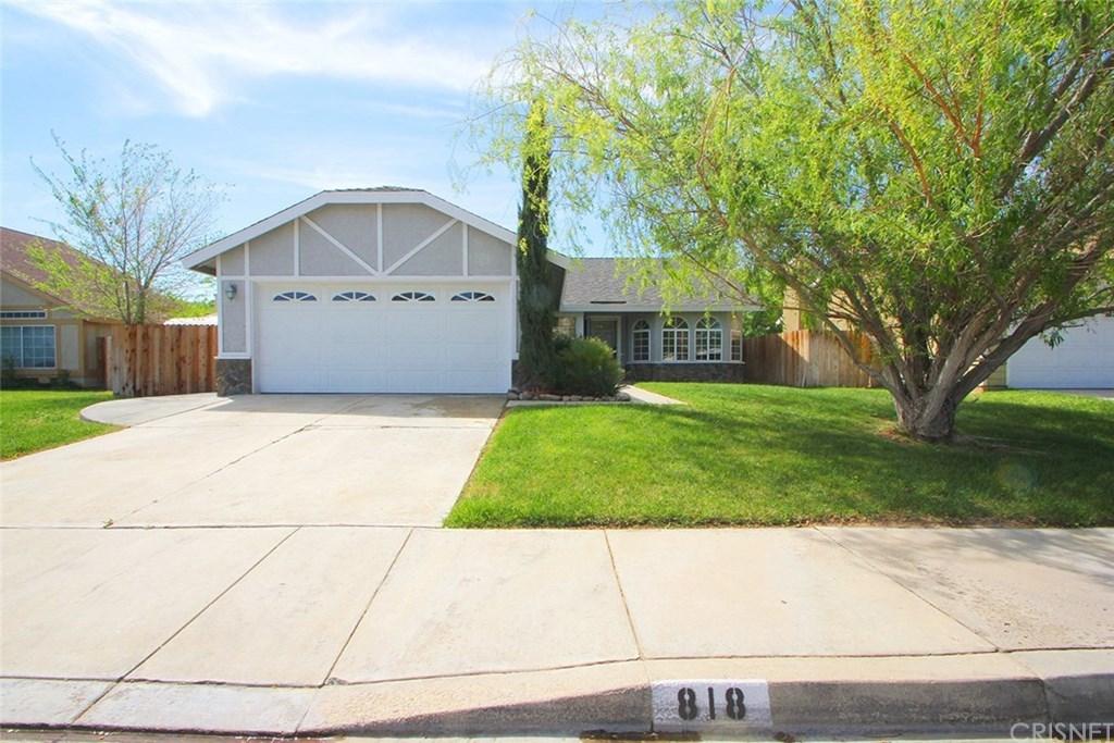 818 West Avenue H5, Lancaster, CA 93534
