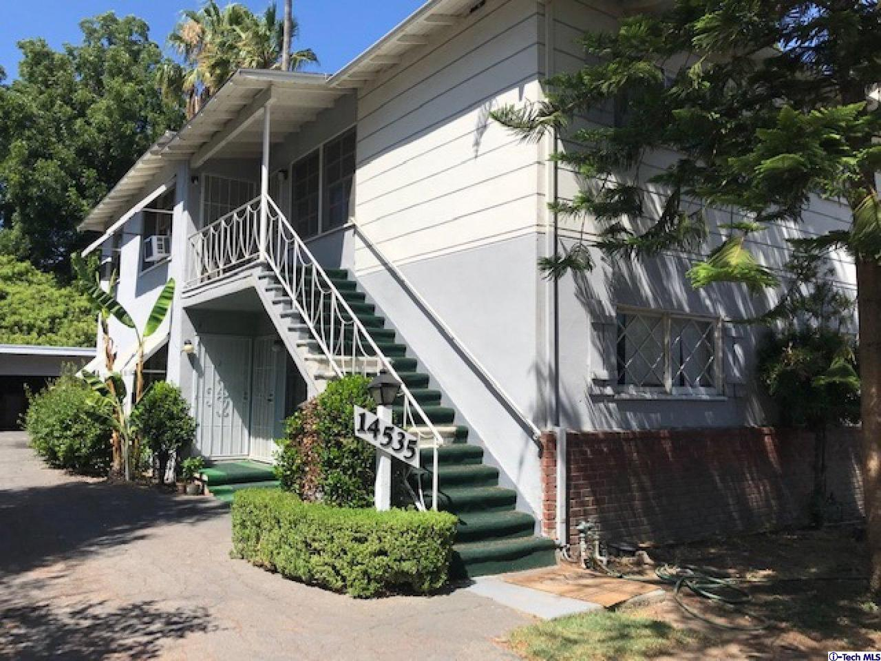14535 WEDDINGTON STREET #1, Sherman Oaks, CA 91411