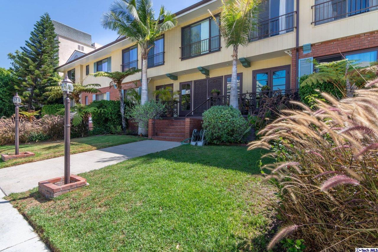 312 NORTH LOUISE STREET #211, Glendale, CA 91206