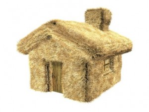 house made of straws real estate celebrity news blog johnhart gazette. Black Bedroom Furniture Sets. Home Design Ideas