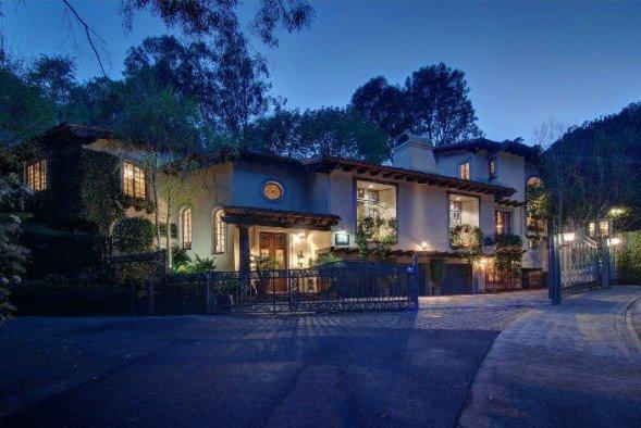 Curtis paradis celebrity mansion