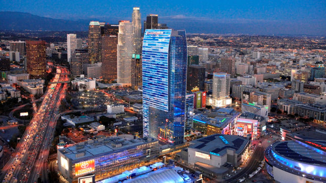 los angeles downtown real estate