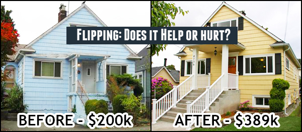 Flipping A House: Good or Bad For The Housing Market ...