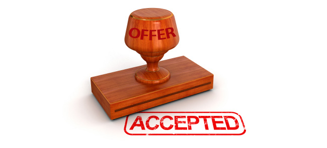 how to get an offer accepted