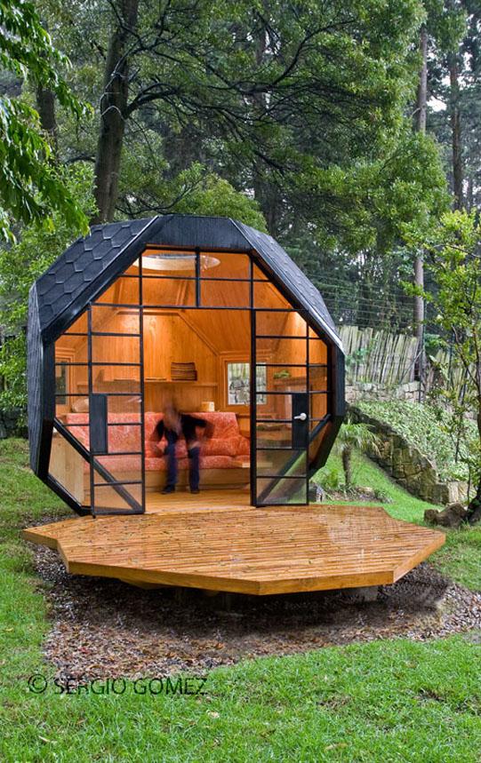 backyard cabin