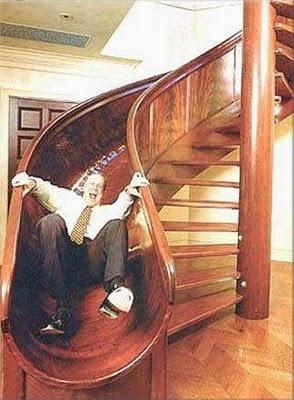 house slide