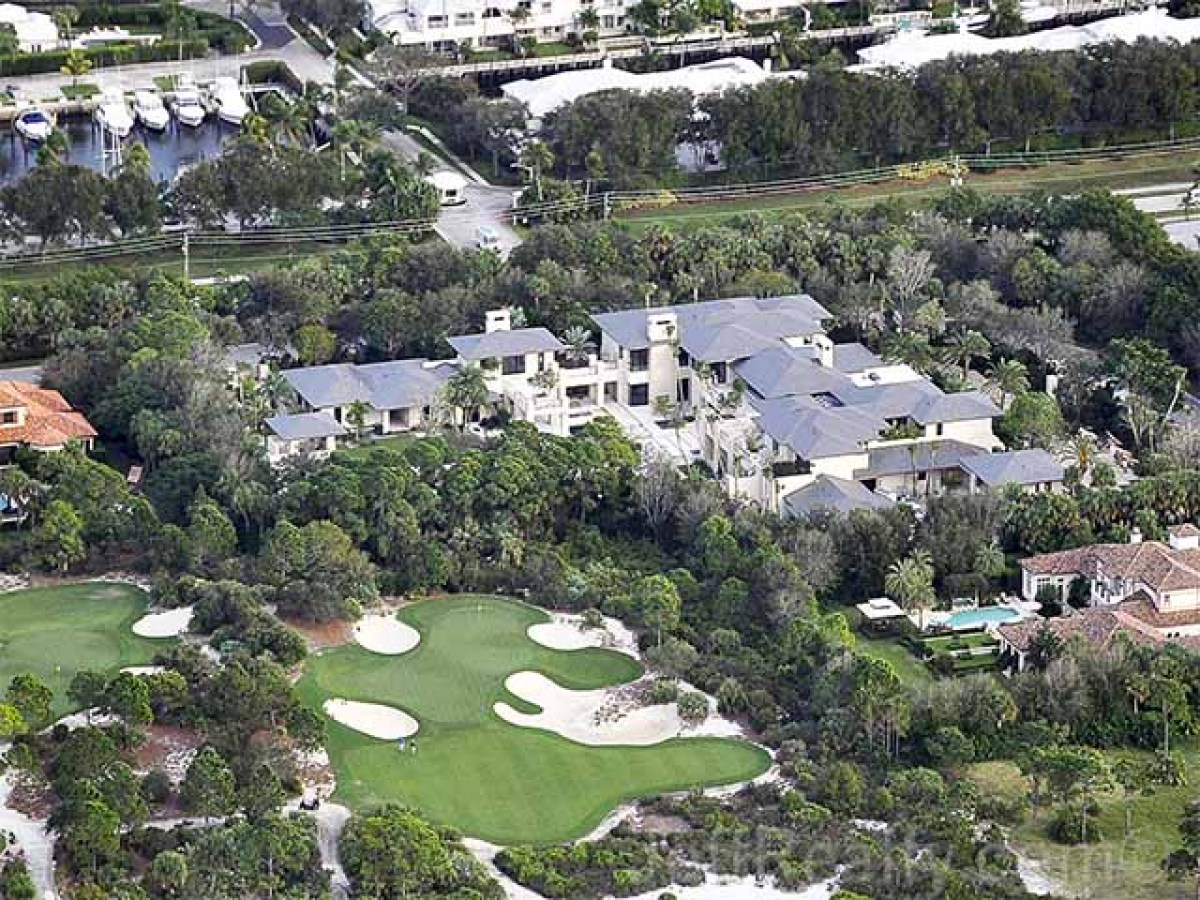 luxury real estate ellen degeneres and michael jordan s