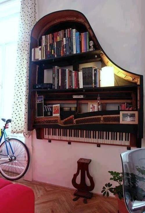 Piano Shelf