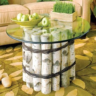 Tree Log Table