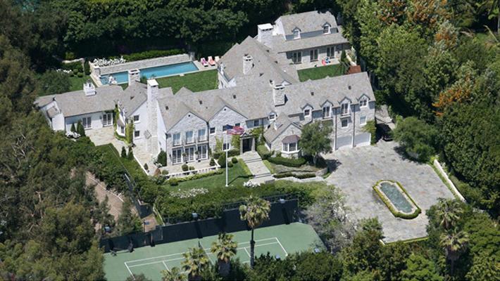 tom cruise la mansion