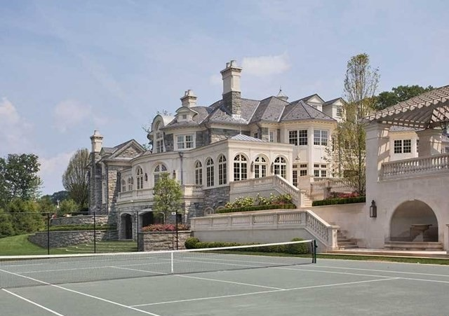 Go big and go home the five largest listings in the u s for Alpine nj celebrity homes