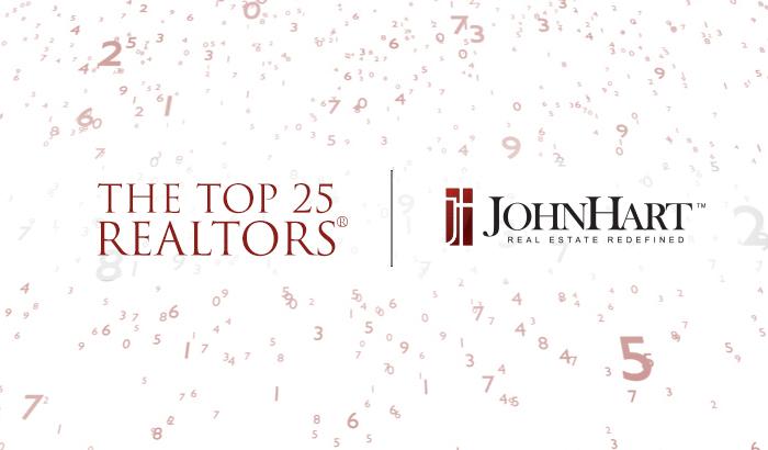 top 25 realtors