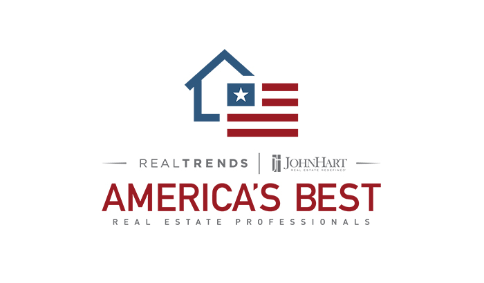 REAL Trends Names JohnHart Real Estate Top 0.1% Of Real Estate Companies In  The Nation