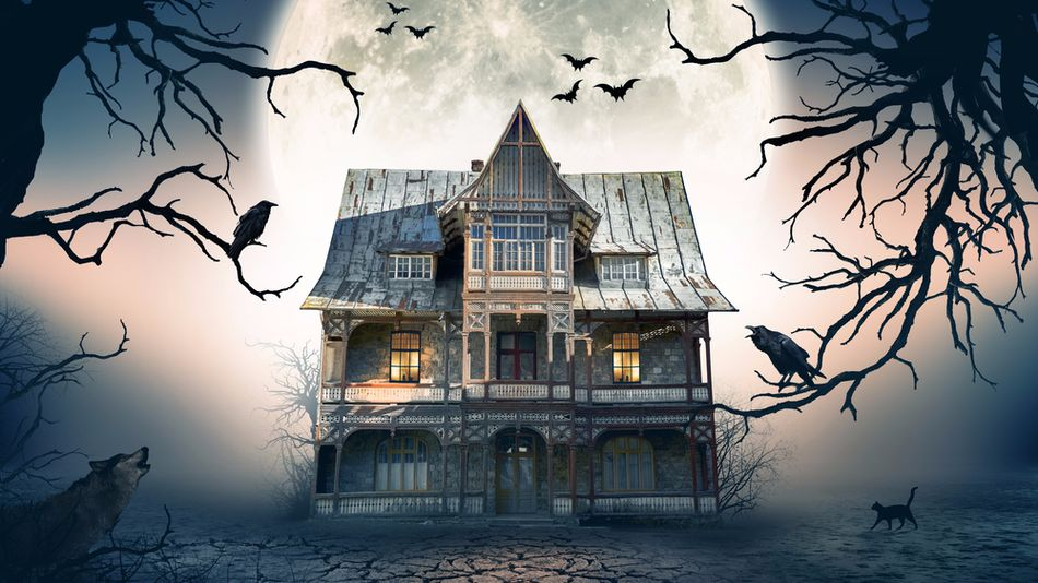 The Perfect Haunted House  U2013 Real Estate Celebrity News Blog  Johnhart Gazette