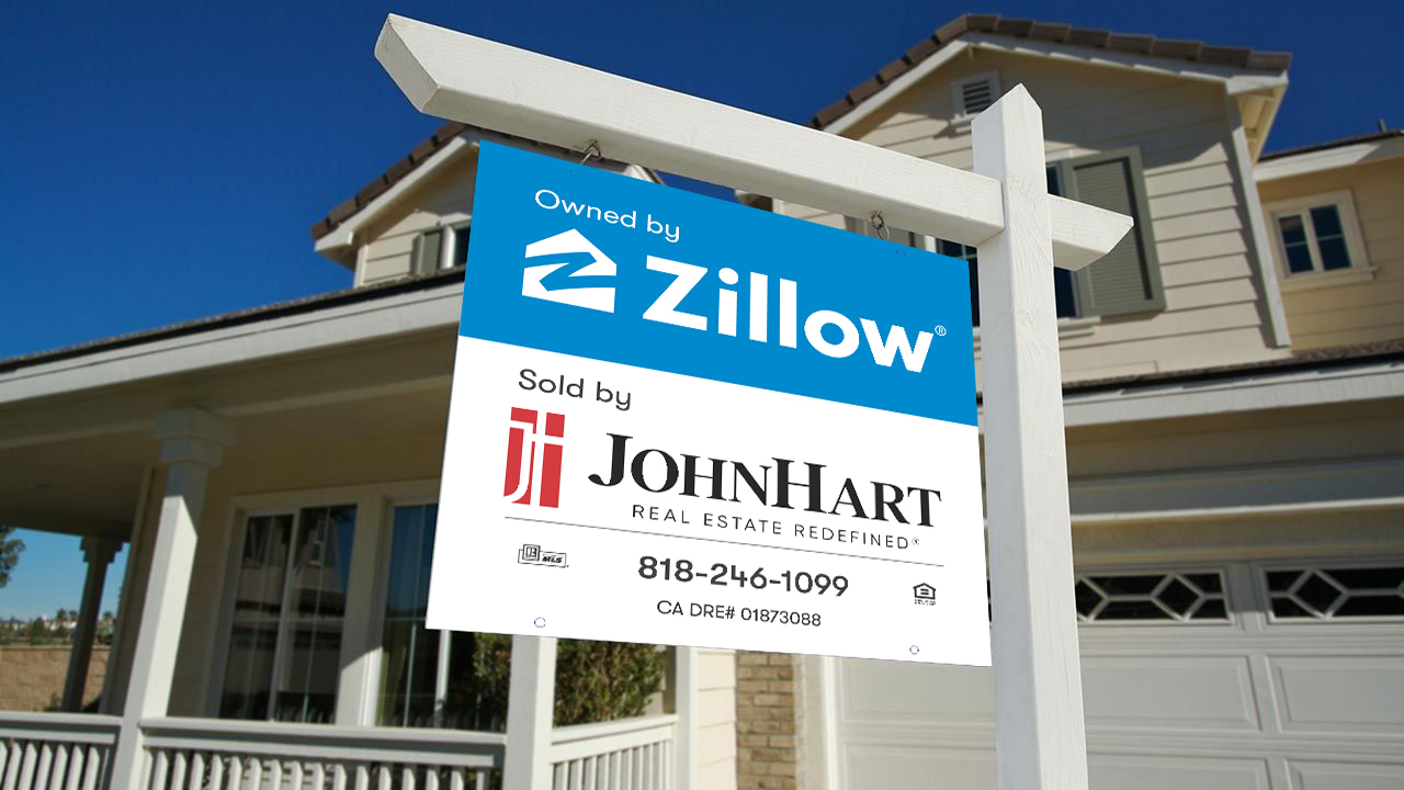 Zillow Offers Partners with JohnHart