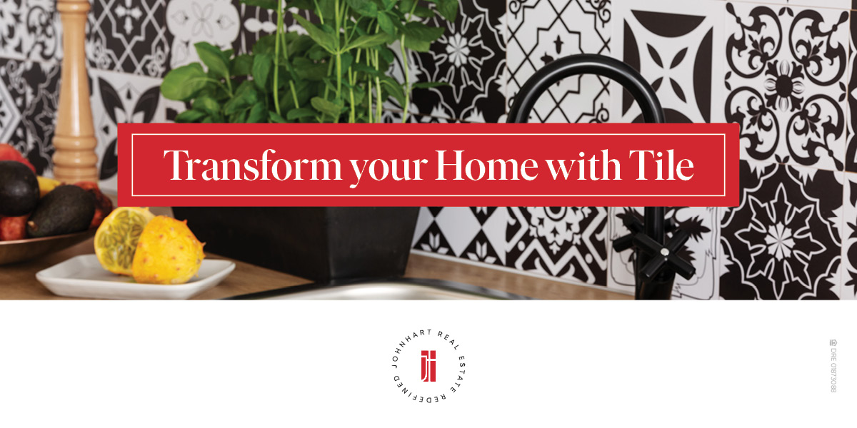 Transform your Home with Tile