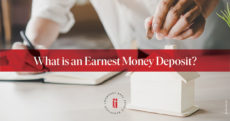 What is an Earnest Money Deposit?
