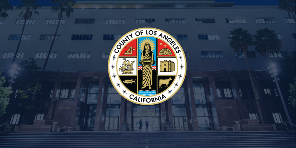 The County of Los Angeles Seal
