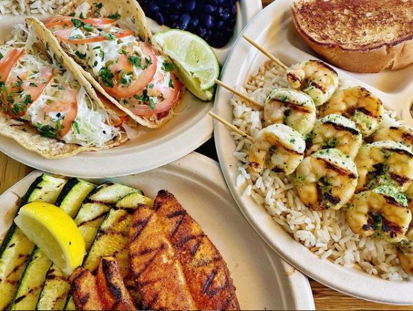 Long Beach Fish Grill has a wide variety of fish and dishes to keep you coming back for more time and time again.