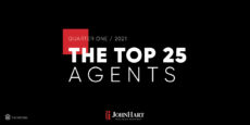 The Top 25 Agents of Q1 2021