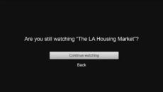 Are you still watching the LA housing market?