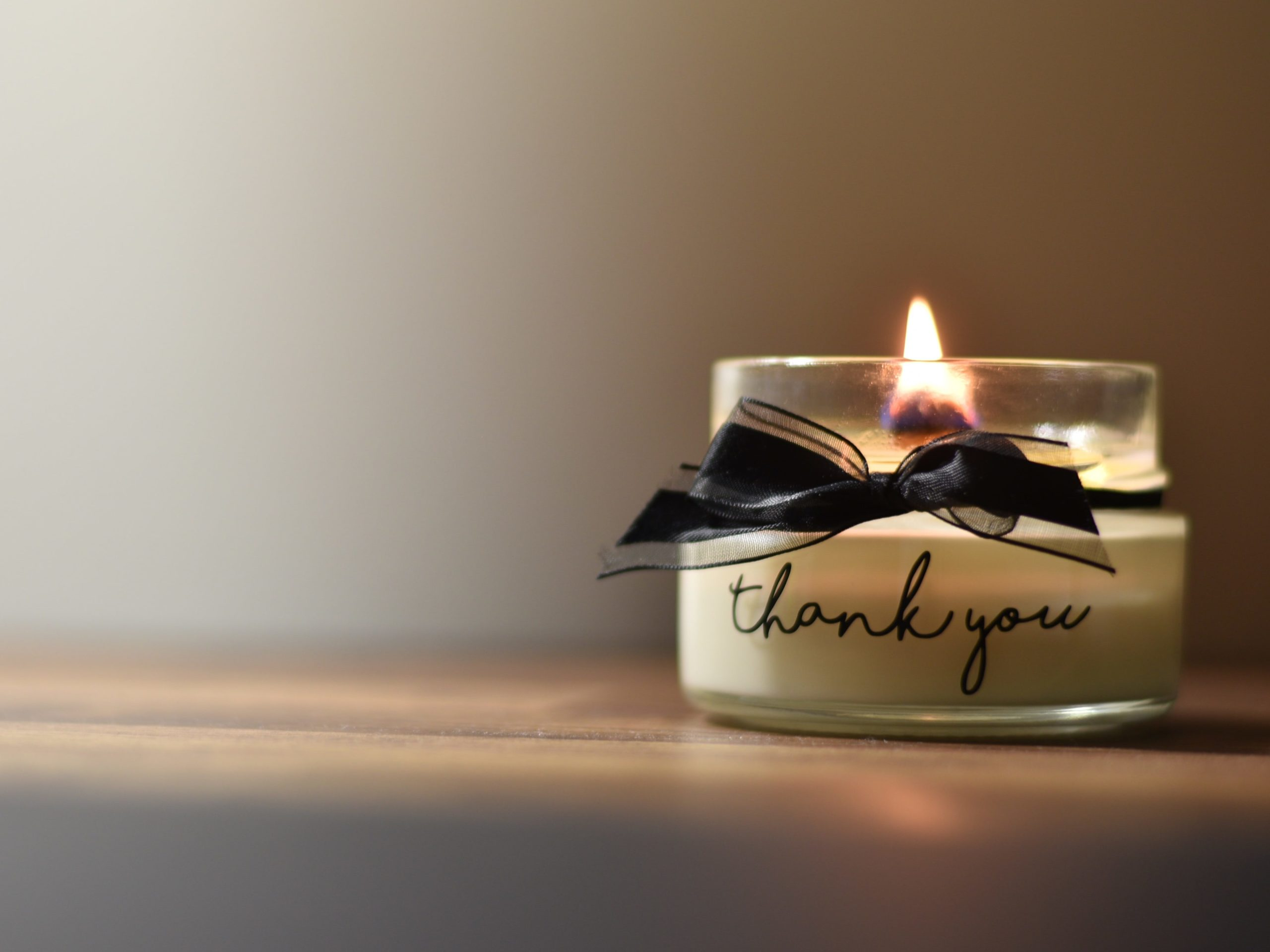 candle that is burning. Scents are important for good feng shui.